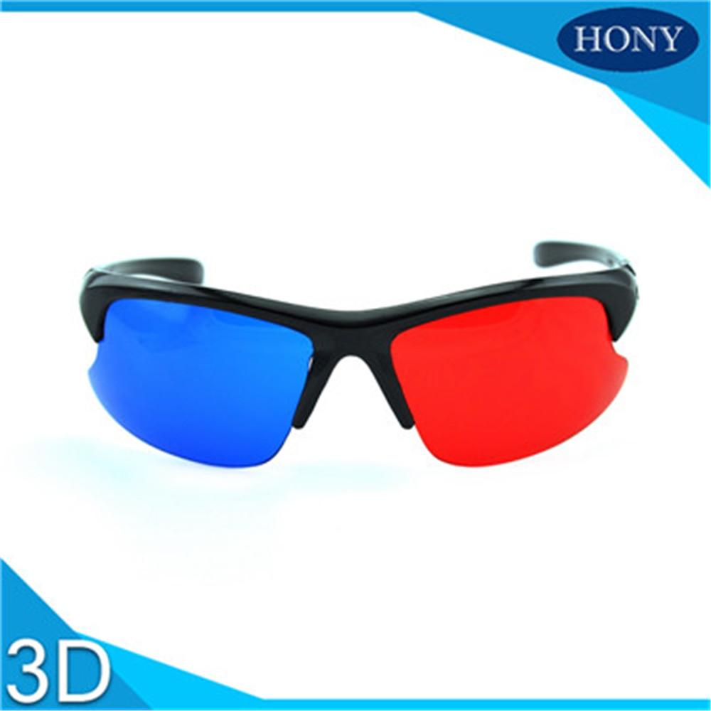 D Movies Red And Blue Glasses